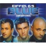 Cd single eiffel 65 blue[da Ba Dee] 4 Versões otimo Estado
